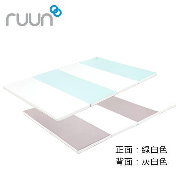 韓國 IFAM 簡約風遊戲圍欄+灰白綠地墊組合(3色可選) 好窩生活節 3