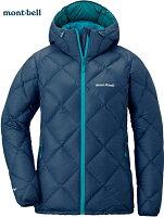 保暖推薦女羽絨外套推薦到Mont-Bell 羽絨衣 LT Alpine 800FP 鵝絨羽絨外套/羽毛衣 女款 1101533 PUID純靛藍就在台北山水戶外用品專門店推薦保暖推薦女羽絨外套
