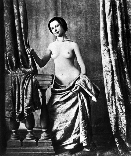 Nude And Curtains C1850 Ndaguerreotype C1850 Poster Print by (18 x 24) 0fe06c55351cb93e0103078689fb0597
