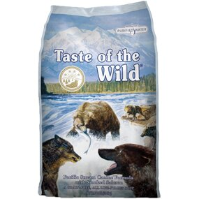 Taste of the Wild 海陸饗宴 太平洋鮭魚海鮮 犬 400g