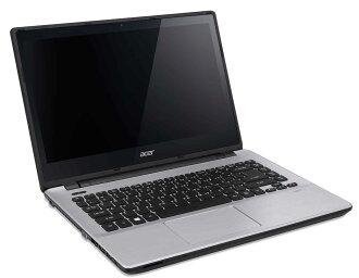 ACER V3-472PG-57G7 亮銀/觸控 14筆記型電腦 亮銀/觸控/14/840M-2G/I5-4210U/1*4G/1000G/NA/W81ML64/UN.MN0TA.000