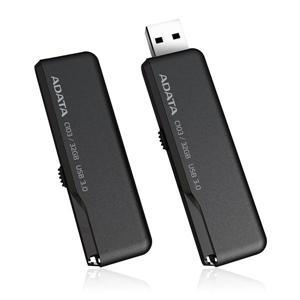 威剛 C103 32GB USB3.0行動碟 (黑)