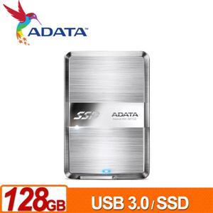 ADATA威剛 SE720 128GB(科技銀) USB3.0 2.5吋SSD行動固態硬碟