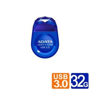 威剛 UD311/32G USB3.0高速寶石碟(藍色)