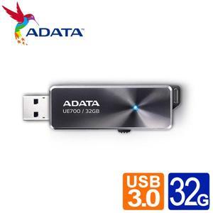 威剛 UE700 32G USB3.0行動碟 (灰)