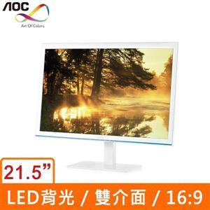 AOC E2276VW6/WB 21.5吋(16:9) LED液晶顯示器