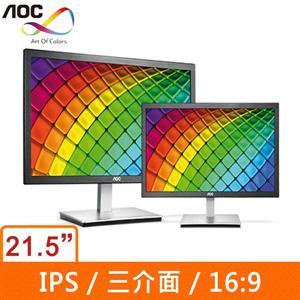 AOC I2276VWM 21.5吋寬 IPS液晶顯示器