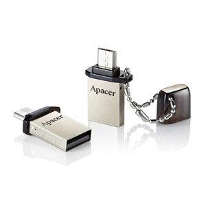 Apacer AH175-32GB OTG雙USB介面隨身碟