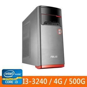 ASUS M32AA1-324570A(i3-3240)桌上型電腦(NO-OS) I3-3240/4G*1(so-dimm)/500G/DRW/NO-OS(機殼顏色隨機)