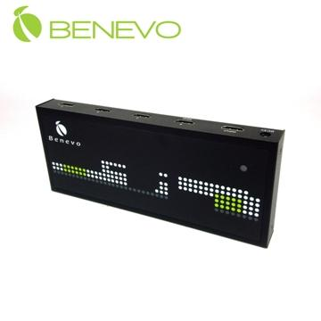 <br/><br/>  BENEVO UltraVideo 4埠HDMI 3D數位影音分配器 ( BHS104-3D )<br/><br/>