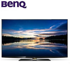 BenQ 50吋 黑湛屏極窄框LED液晶顯示器+視訊盒(50RW6500)