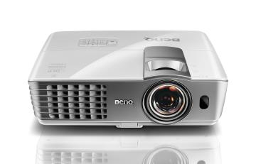 BenQ Full HD 3D側投遊戲三坪機 2200ANSI   W1080ST