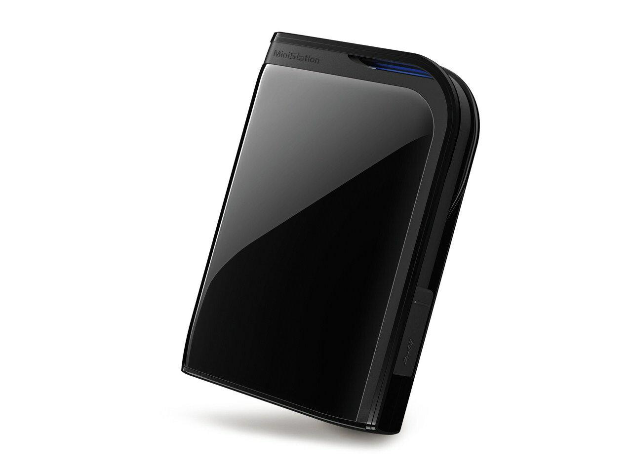 BUFFALO 2.5吋 2TB 防震時尚碟 HD-PZ2.0U3B