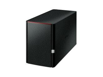 BUFFALO LinkStation 2 顆硬碟 NAS 網路伺服器 LS220DE