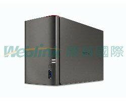 BUFFALO LinkStation LS421DE (空機) 家用型網路儲存設備