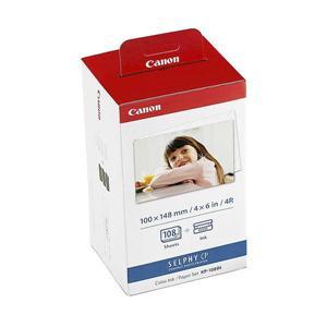 CANON 相紙108張含墨盒KP-108IN