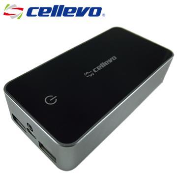 CELLEVO YP10000行動電源-黑色