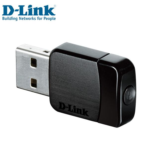 D-LINK DWA-171 Wireless AC 雙頻USB 無線網路卡