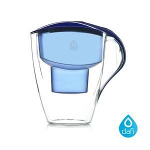 【波蘭 Dafi 】Omega unimax 4公升原裝進口濾水壺 / 濾心2入 (藍色 - 手調提示)