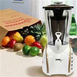 【滿3000點數10%回饋】比利時DOMO DJ-1102 舒活養生機/調理機 ■全方位製作冷熱飲品