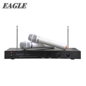 EAGLE  EWM-P28 專業雙頻無線麥克風組
