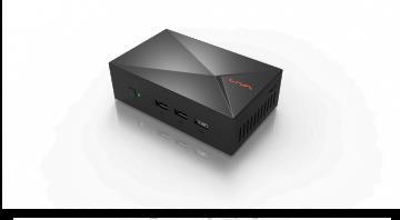 ECS LIVA-XBAT2NBW-232 ( LIVA X MINI PC 32G ) 個人電腦