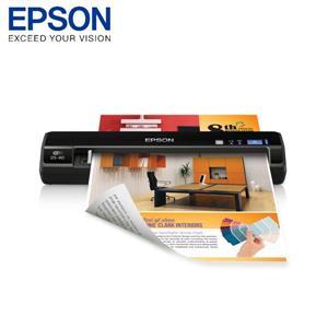 EPSON Workforce DS-40商務行動掃描器