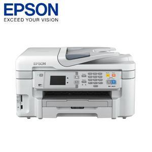EPSON WF~3621 商用雲端旗艦傳真複合機^(19合1^)