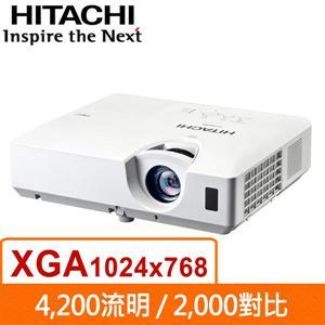 <br/><br/> HITACHI CP-EX400 液晶投影機<br/><br/>