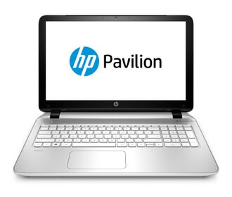 HP Pavilion 15-p261TX 白色15.6 ( L1L93PA ) 筆記型電腦 5th Gen Intel Core i7-5500U/8GD3 Intel HD Graphics 5..