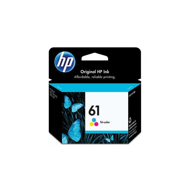 HP CH562WA NO.61 原廠彩色墨水匣