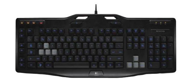 Logitech 羅技 G105遊戲專用鍵盤