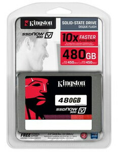 Kingston V300 480GB SATA3 2.5 SSD  固態硬碟 SV300S37A/480G
