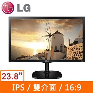 LG 24MP57HQ~P 23.8吋 寬  IPS液晶顯示器
