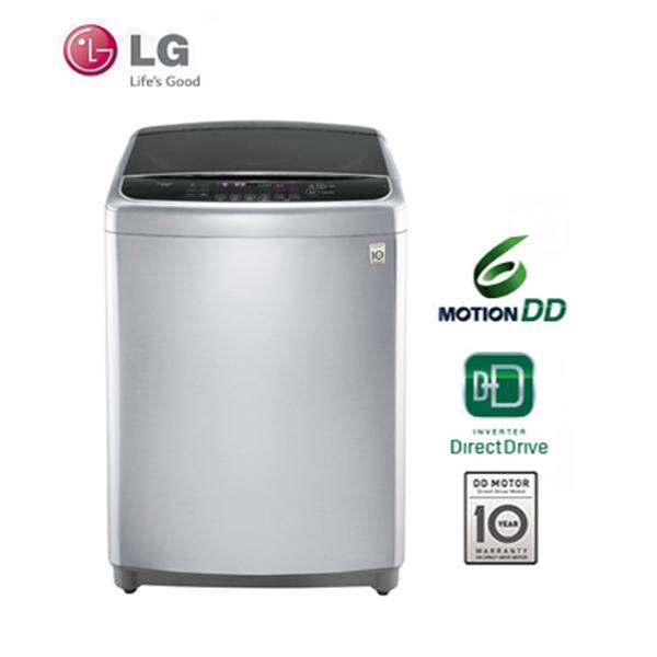 LG WT~D145SG ^(銀色^) ^(14公斤^) 變頻直驅式 ^(直立^) 洗衣機