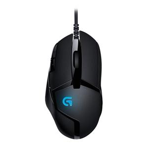 羅技G402 獨家光學感應器 4000DPI 高速追蹤遊戲滑鼠