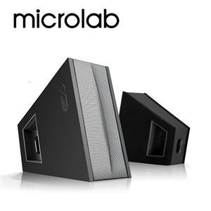 【Microlab】FC-10 2.0 CH 數位臨場多媒體音箱 (黑/白 兩色))