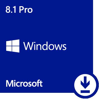 微軟 ESD-Win Pro 8.1 專業下載版