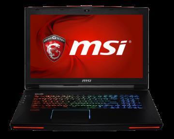 "MSI GT72 17.3"" BB7472H16G1T0DB81M ( GT72 2QD-668TW-BB7472H16G1T0DB81M ) 筆記型電腦"