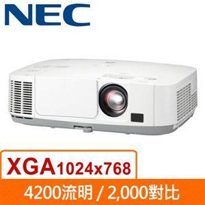 <br/><br/>  NEC M420X 高亮度投影機<br/><br/>