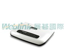 netis ST3120 5埠 Gigabit 乙太網路交換器
