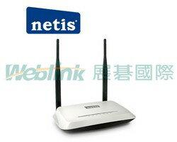 netis WF2419 白極光無線寬頻分享器