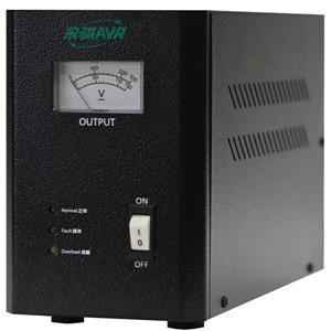 飛碟AVR-E3KA 3KVA全電子式穩壓器 ( 七段)
