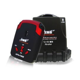 征服者GPS-F368 +(雷達全配) GPS測速器+分離式室外機雷達