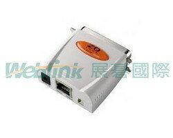 零壹 ZOT PA101 平行埠印表伺服器