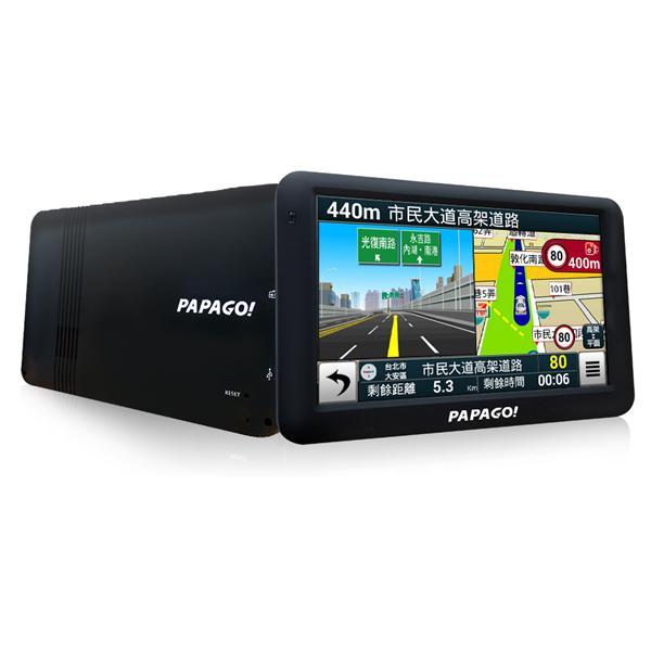 PAPAGO! GoPad 5 Wi-Fi 5吋聲控導航平板