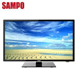 SAMPO聲寶 24吋Full HD LED超薄液晶顯示器(EM-24SK20D)