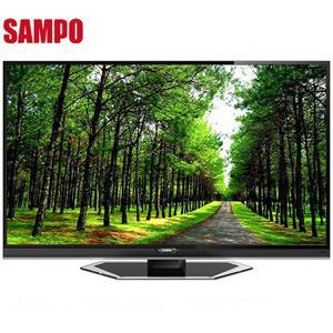 SAMPO聲寶 50吋 LED液晶顯示器+視訊盒 EM-50BT15D