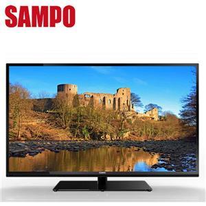 SAMPO聲寶 50吋LED超薄液晶顯示器+視訊盒(EM-50ST15D)