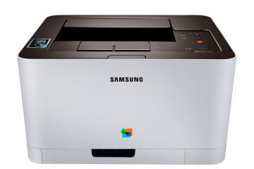 Samsung SL-C410W 彩色雷射印表機